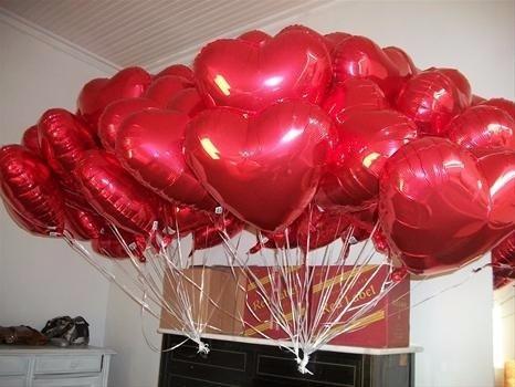 helio globos regalo sorpresa de amor fiesta y eventos