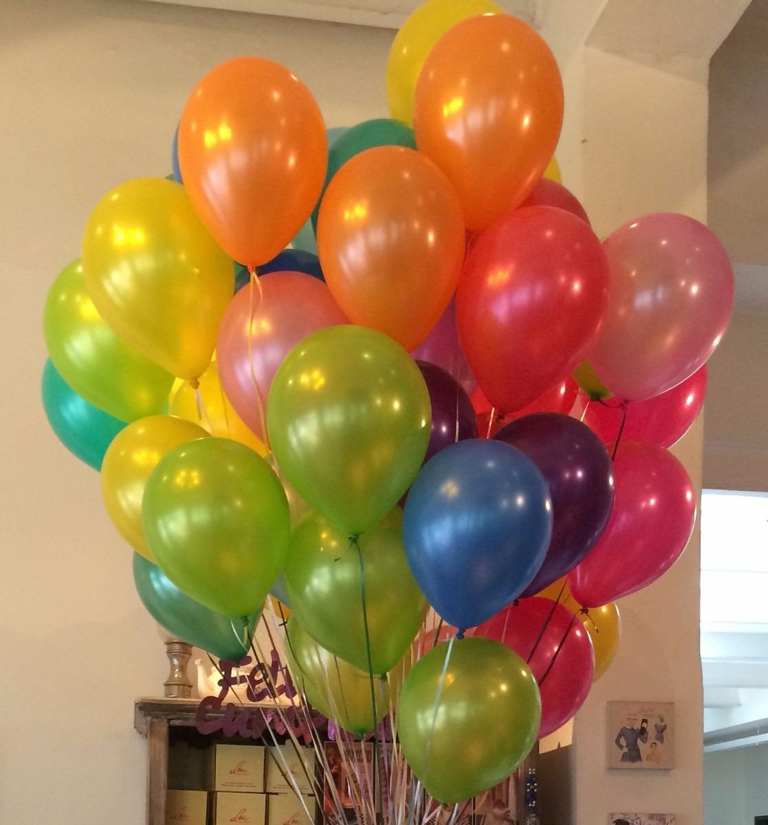 Helio globos regalo sorpresa de amor fiesta y eventos - Llenar globos con helio ...