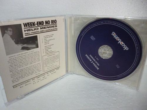 helio mendes week end no rio cd  nac. 2015