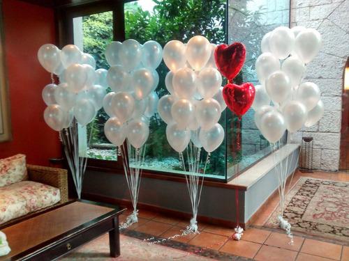 helio para globos & servicio de inflado