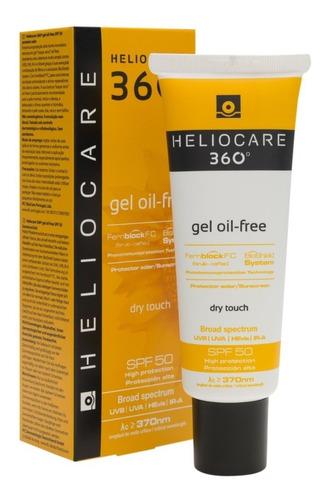 heliocare 360 gel oil-free spf 50 50 ml