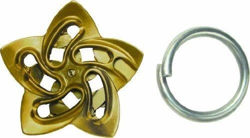 helix hanayama cast metal puzzle rompecabezas (nivel 5)!