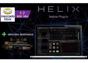 Helix Native - Line 6 Vst-vst3-aax Windows X64