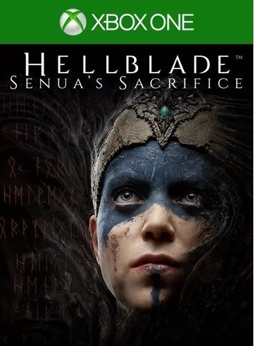 hellblade: senua's sacrifice xbox one nuevo original