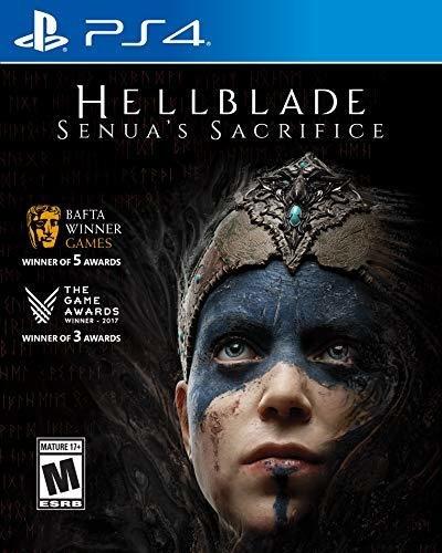 hellblade senuas sacrificio playstation 4