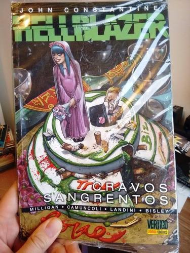 hellblazer semi-completo!! mega coleção