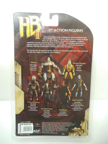 hellboy 2 mezco