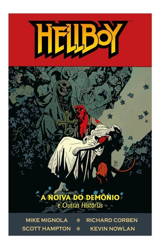 hellboy a noiva do demonio e outras historias volume 8