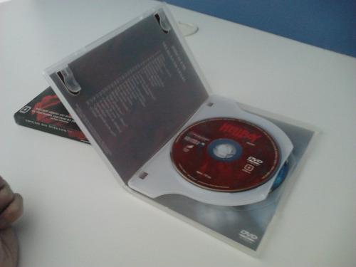 hellboy - edição do diretor- duplo - dvd