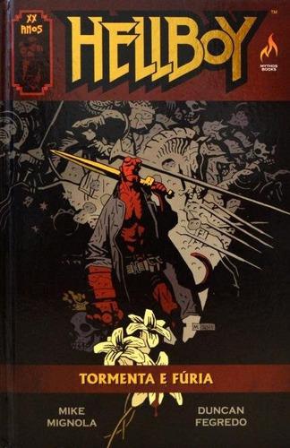 hellboy, edição  histórica, v9