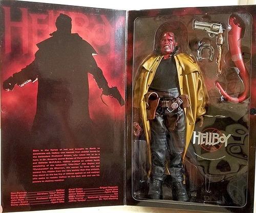 hellboy - sideshow 30cm 1/6 - no hot toys - no hago envíos