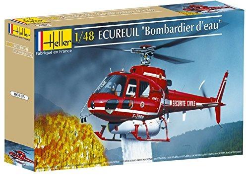 heller ecureuil bombar eau kit de construcción de modelo de
