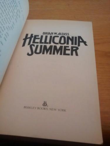 helliconia summer - brian w. aldiss