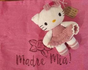 Hello Kitty Bailarina Amigurumi | 228x284