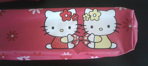 hello kitty cartuchera cartera multiuso y mini