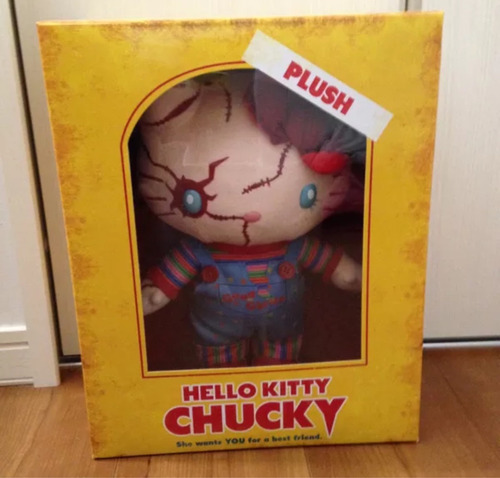 hello kitty chucky grande edicion limitada japon