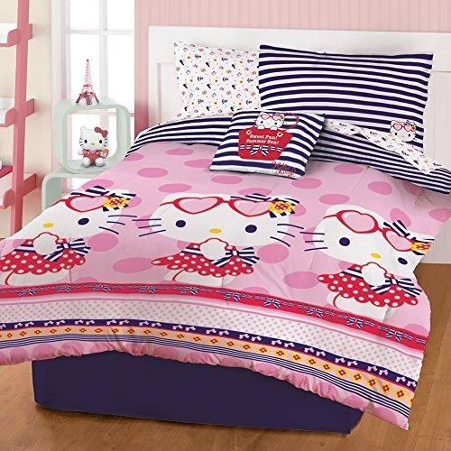 b5b915385 Hello Kitty Edredón Summer