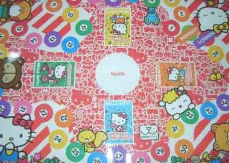 Hello Kitty Entre Chicas Juego De Mesa Super Divertido 392 40 En