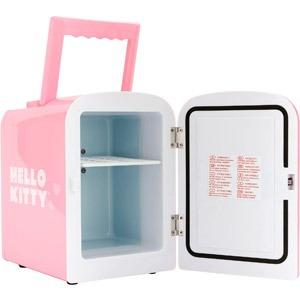 hello kitty frigobar portatil enfria y calienta original