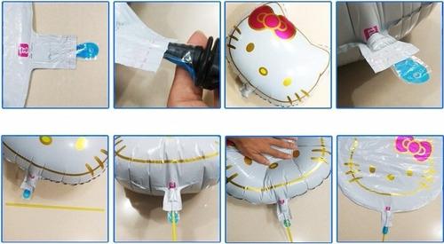 hello kitty globo helio gigante jumbo inflable fiesta regalo