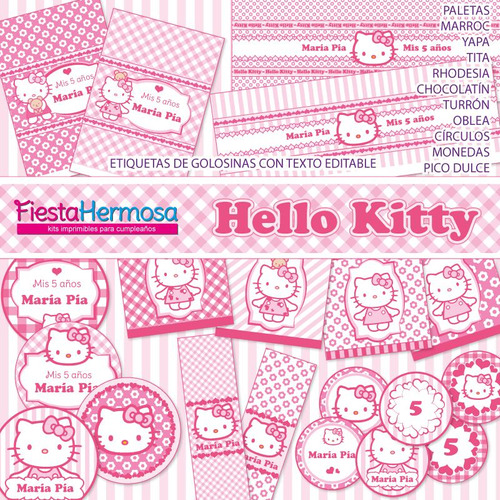hello kitty, kit