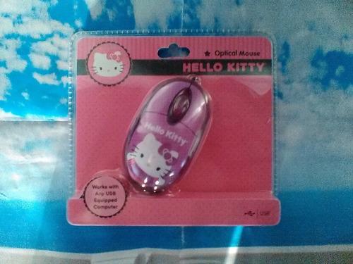 hello kitty mouse optico usb envio dhl gratis trabucle