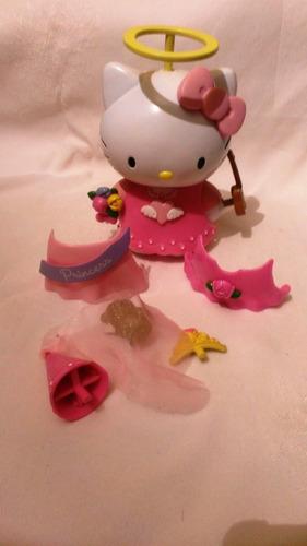 hello kitty muñeca 12.5 cm accesorios intercambiables
