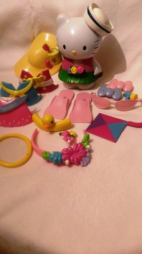 hello kitty muñeca accesorios