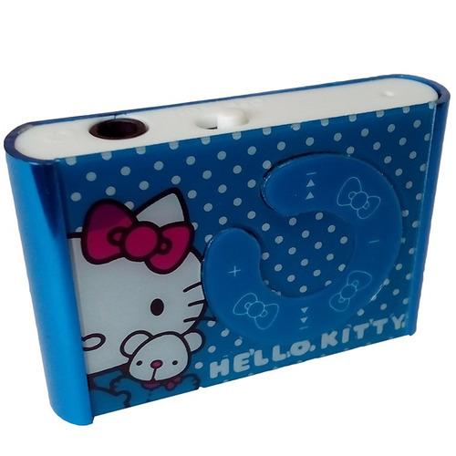 hello kitty reproductor música mp3 lector microsd varios mod