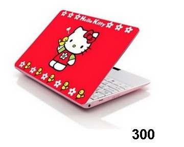 hello kitty skin funda protector calcomania sticker. 15 -7