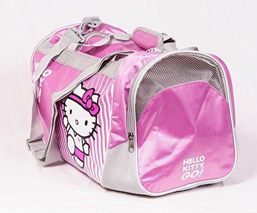 Hello Kitty Sports Duffle Bag -   200.000 en Mercado Libre dd4d759733fcc