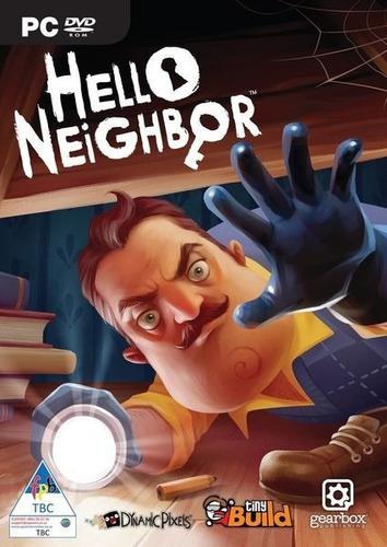 hello neighbor español 2018 - pc terror no steam suspenso