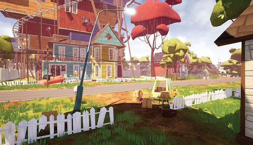 hello neighbor - xbox one envío gratis nuevo