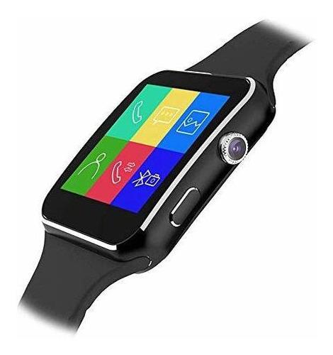 hellopet x6 pantalla curva reloj inteligente tarjeta de comp
