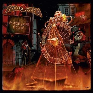 helloween gambling with the devil uk import  cd