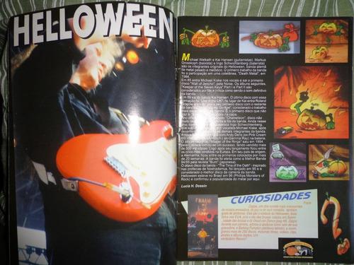 helloween - guitar tab frete grátis