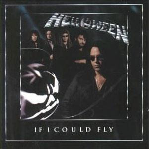 helloween if i could fly cd single nuclear blast alemanha