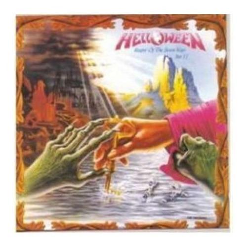 helloween keeper of the seven keys 2 cd x 2 nuevo