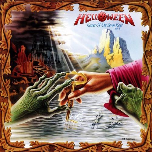 helloween - keeper of the seven keys part ii - 2cd
