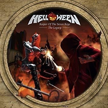 helloween keeper of the seven keys: the legacy usa import cd