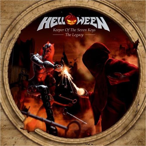 helloween keeper of the seven part iii cd doble nuevo origin