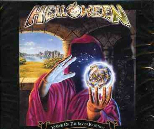 helloween keepers of the seven keys pt. 1 uk import  cd