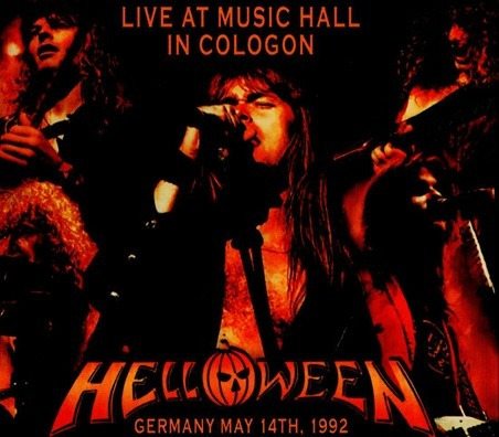 helloween - live at music hall in cologon 1992 (cd/dvd)