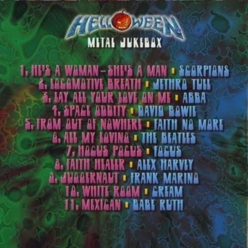 helloween - metal jukebox