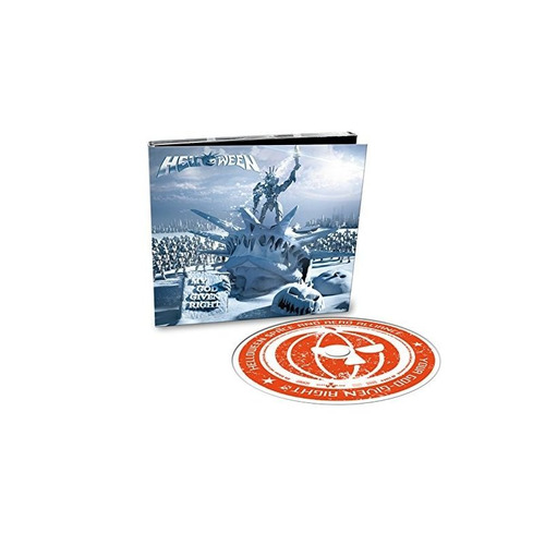 helloween my god-given right holland import cd