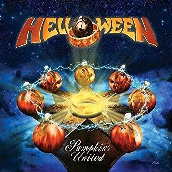 helloween pumpkins united limited edition japan import  cd