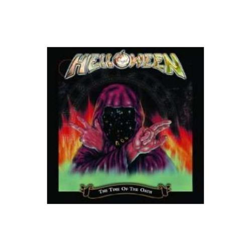 helloween time of the oath cd x 2 nuevo