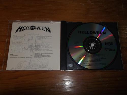 helloween -  walls of jericho + judas cd imp ed 1994 mdisk