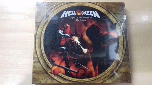 helloweenkeeper of the seven keys - the legacy