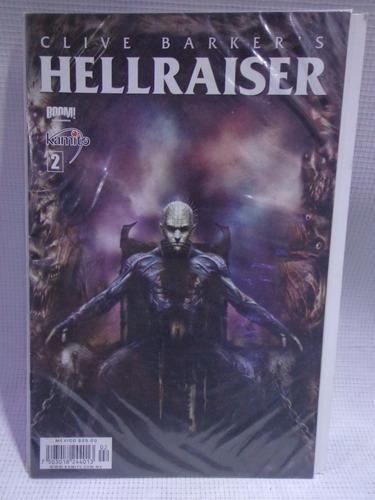 hellraiser vol.2 kamite méxico 2013